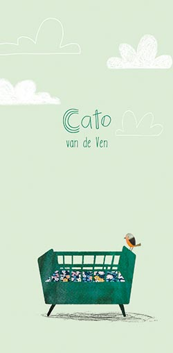 Geboortekaartje Catootje